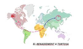 EL RENAIXEMENT A TORTOSA