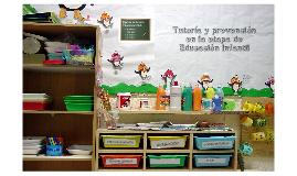 Tutoría en Educación Infantil