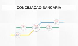 CONCILIAÇÃO BANCARIA