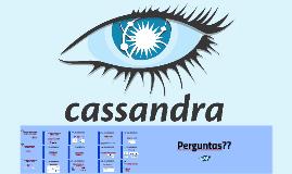 Seminário SGBD - Apache Cassandra