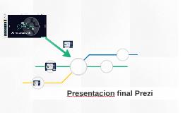 Presentacion final Prezi