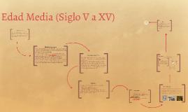 Edad Media (Siglo V a XII)