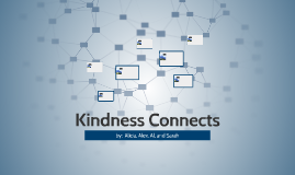 Kindness Connects