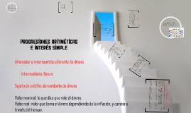 Copy of Copy of Progresiones Aritmeticas e Interes simple