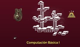Computación Básica I