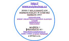 www.estyleshop.cz