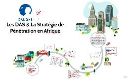 Segmentation Stratégique des DAS & Stratégie de Penetration