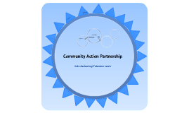 Community Action Partnership honors project