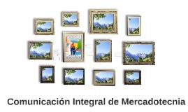 Comunicación Integral de Mercadotecnia