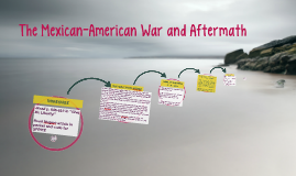 The Mexican-American War and Aftermath