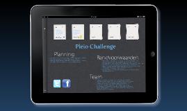 Pleio Challenge