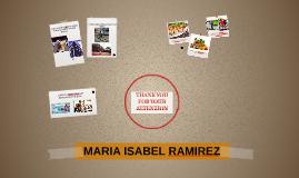 MARIA ISABEL RAMIREZ