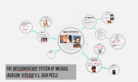 Copy of THE INTEGUMENTARY SYSTEM OF MICHAEL JACKSON: VITILIGO V.S. SKIN PEELS