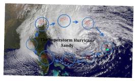 The Superstorm Hurricane Sandy