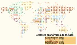 Sectores económicos de México
