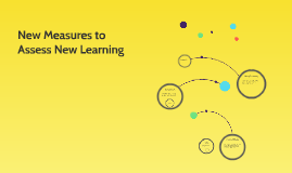 New Measures to Assess New Learning
