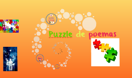 Puzzle de poemas