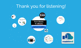 From Books To eBooks - by ReadCloud