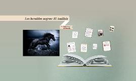 Copy of Los Heraldos negros: El Analisis
