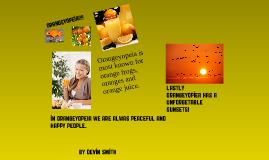 orangeyopiea