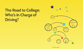 The Road to College: Who is Driving