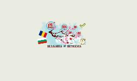 BULGARIA  &  ROMANIA