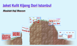 Jaket Kulit Kijang Dari Istanbul (Komsas)