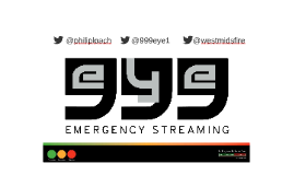 West Midlands Fire Service 999eye