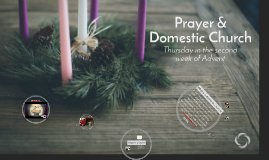 Prayer & Domestic Church