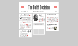 The Boldt Descision