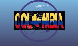 Copy of ANALISIS PESTEL DE COLOMBIA
