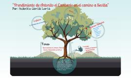"""Copy of """"Prendimiento de Antonito el Camborio en el camino a Sevilla"""""""