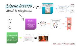 Reunión docente: Modelo de diseño inverso