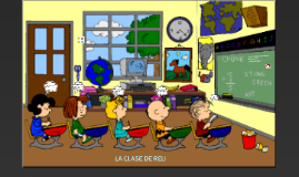 LA CLASE DE RELI