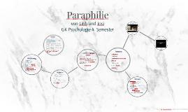 Paraphilie
