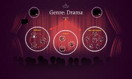 Genre Notes: Drama