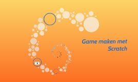 Game maken met Scratch