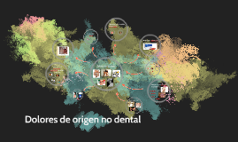 Copy of Dolores de origen no dental