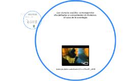 Las ciencias sociales: convergencias disciplinarias y conoci