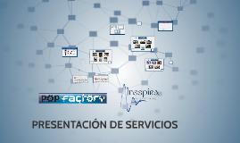Copy of PRESENTACIÓN DE SERVICIOS