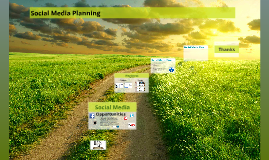 Copy of Social Media Planning