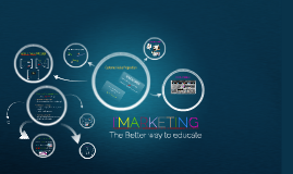 Copy of Copy of I'MARKETING - The new way to educate