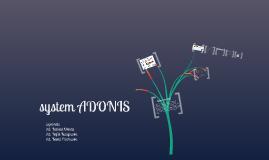 system ADONIS
