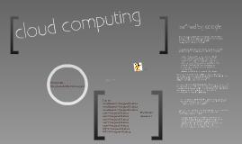 Cloud Computing With Live@edu