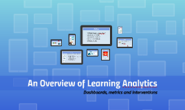 An Overview of Learning Analytics
