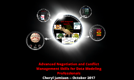 Advanced Negotiation and Conflict Management Skills for Data