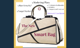 Power Bag- The New Smart Bag
