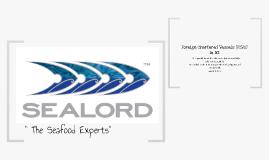 HR303 presentation - Sealord