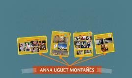 ANNA UGUET MONTAÑÉS