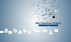 Mini Grammar Project